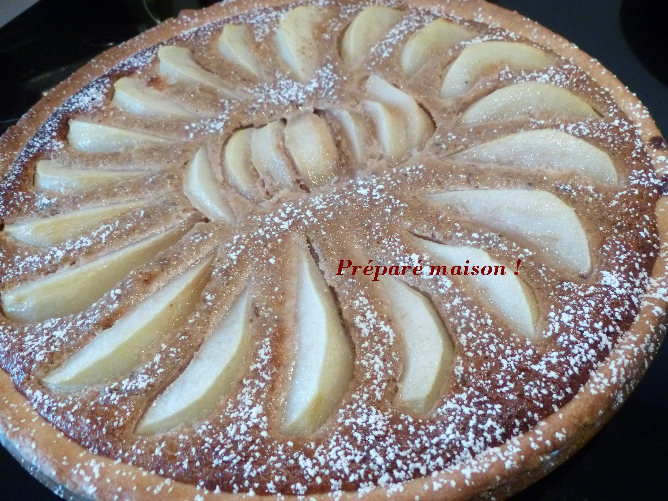 Gateau ou tarte avec du mascarpone